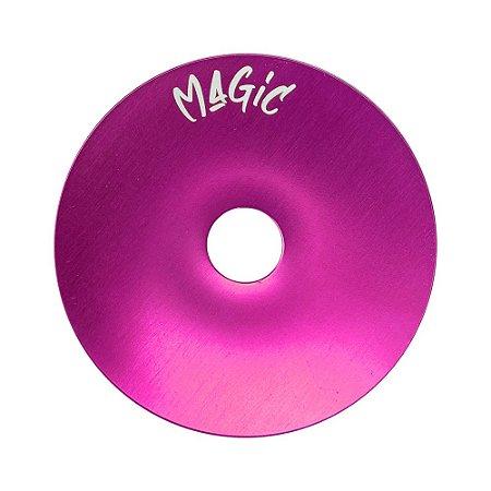 Prato Magic Pequeno 15cm - Rosa