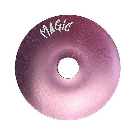 Prato Magic Pequeno 15cm - Rosê