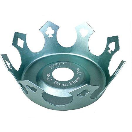 Prato Zenith Coroa Royal Flush - Verde Claro