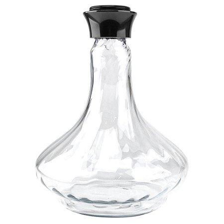 Vaso Reposição Future Preto/ Twist/ Clear