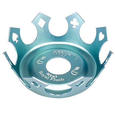 Prato Zenith Coroa Mini - Verde Água