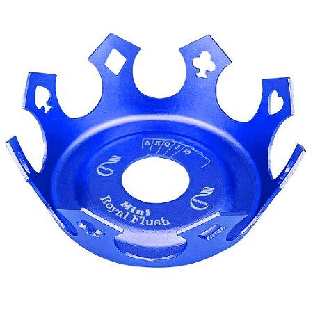 Prato Zenith Coroa Mini - Azul Escuro