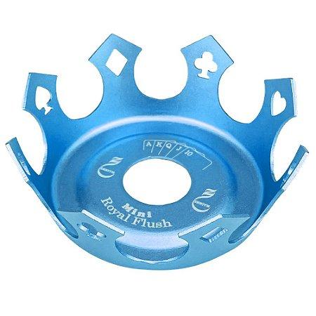 Prato Zenith Coroa Mini - Azul Claro