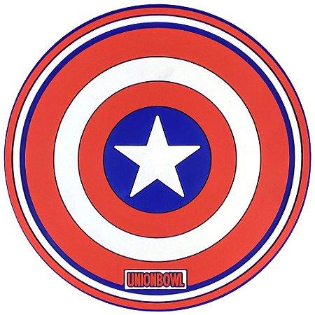 Tapete Unionbowl - Capitão América