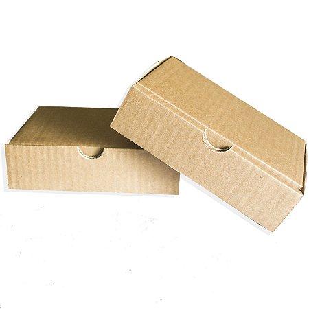 Caixas de Papelão Pequena Para Correio 16 x12x 4 cm (10 Cx)