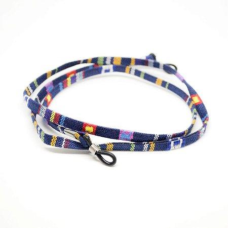 Cordinha / Cordão Para Óculos Colorido - PUQUI - GARRA