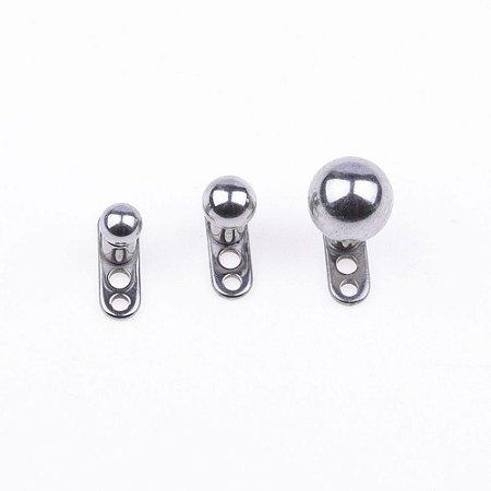 Piercing Microdermal Esfera - 1 Peça