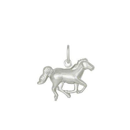 Pingente de Prata 925 Masculino Cavalo