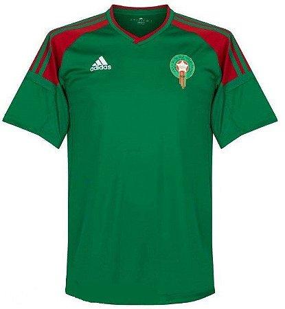 Camisa Seleção Marrocos Third Copa do Mundo 2018 - Personalização e Frete  Grátis 5e7a5d05a0622