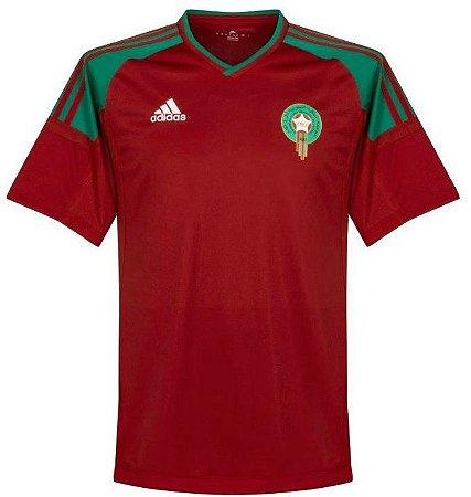 7d10795d2b Camisa Seleção Marrocos Home Copa do Mundo 2018 - Personalização e Frete  Grátis