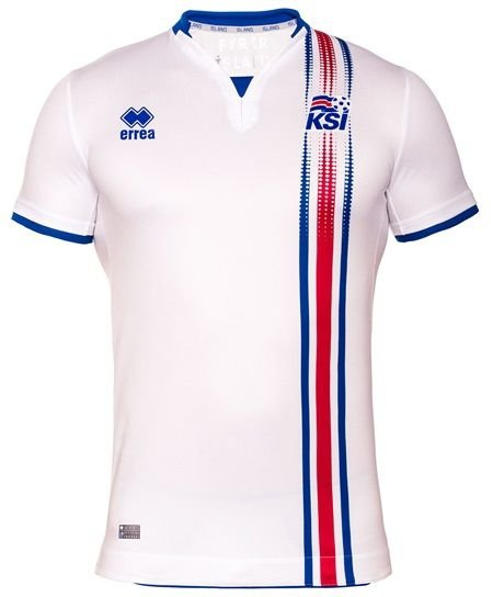 7a4d926ad Camisa Islândia Away Copa do Mundo 2018 - PERSONALIZAÇÃO E FRETE GRÁTIS