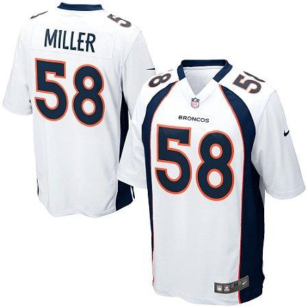 ead26b3d9 Camisa NFL Denver Broncos Von Miller - Sport Jersey - Melhores ...