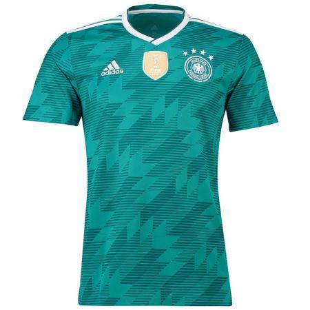 a1cf4f9f44 Camisa Seleção Alemanha Away Copa do Mundo 2018 - Personalização e Frete  Grátis