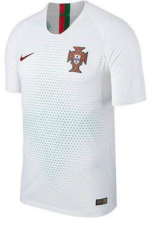 Camisa Seleção Portugal Away 2018 Copa do Mundo - Super Lançamento -  Personalização e Frete Grátis 15691e199e8dd