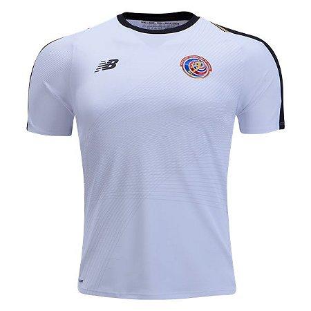 Camisa Seleção Costa Rica Away Copa do Mundo 2018 - Personalização e Frete  Grátis 2c3bd72111f78