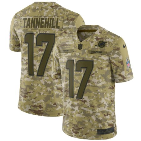 1f4831553d Camisa NFL Miami Dolphins Futebol Americano  17 Ryan Tannehill ...