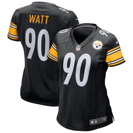 07e5e9d3dd66a Camisa Feminina Nfl Futebol Americano Pittsburgh Steelers  19 Smith ...