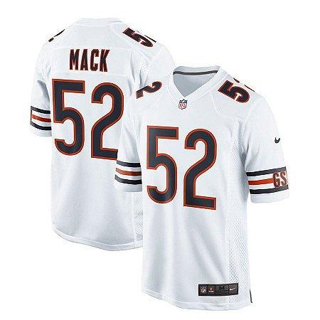 abf852261 Camisa Chicago Bears Nfl Futebol Americano  52 Mack - Sport Jersey ...