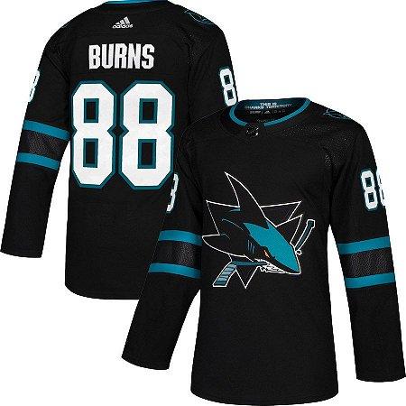 88374f727 Camisa Nhl San Jose Sharks 2 Hockey  88 Brent Burns - Sport Jersey ...