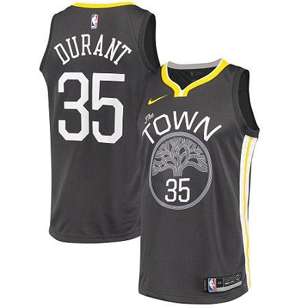 4057bcb59 Camisa Regata Nba Golden State Warriors  35 Durant - Sport Jersey ...