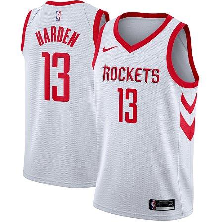 92d7339ed Camisa Regata Nba Basquete Houston Rockets  13 Harden - Sport Jersey ...