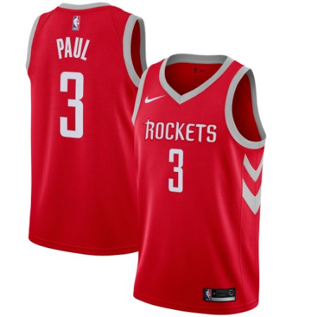 079af3e70ece9 Camisa Regata Nba Basquete Houston Rockets  3 Paul - Sport Jersey ...
