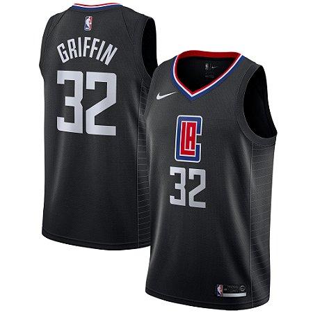Camisa Regata Nba Basquete LA Clippers #32 Griffin
