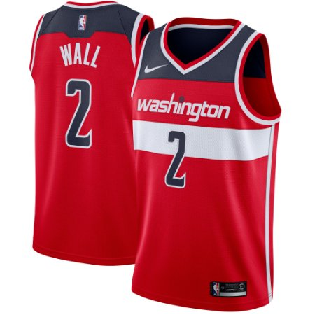 6d91995d1 Camisa Regata Basquete Nba Washington Wizards  2 Wall - Sport Jersey ...