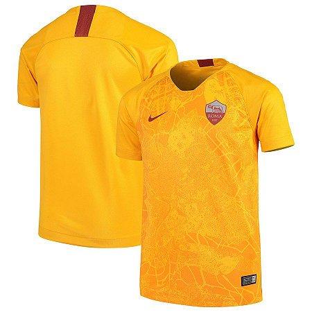 Camisa AS Roma 2019 third Personalização e Frete Grátis