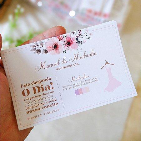 Manual dos Padrinhos - Card