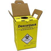 Caixa Coletora Material Perfurocortante  Descarpack