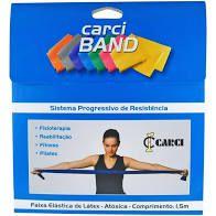 Faixa Elástica para exercício - Carci Band