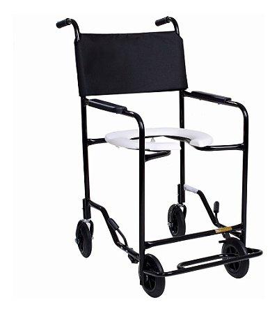Cadeira de Banho -Preta -201-85KG (CDS)
