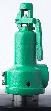 Válvulas de Segurança para Gases