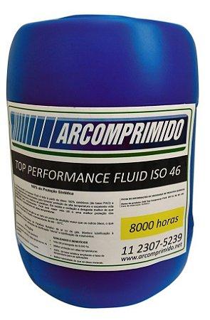 Óleo Lubrificante Sintético Para Compressores20L