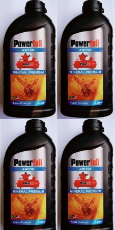 4lts Óleo Mineral para Compressor de Pistão Douat