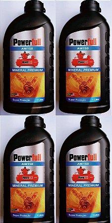 4lts Óleo Mineral para Compressor de Pistão Motomil
