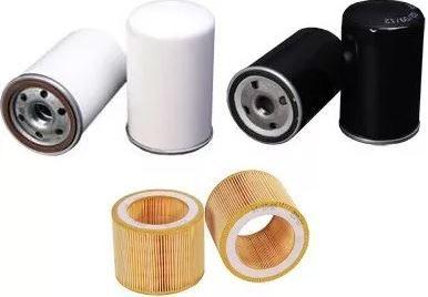 Kit Com Filtros Para Compressor Puma Psbr20