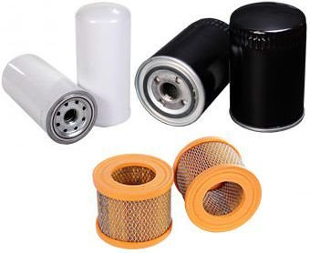Kit De Filtros Do Compressor Metalplan Rotorplus 025