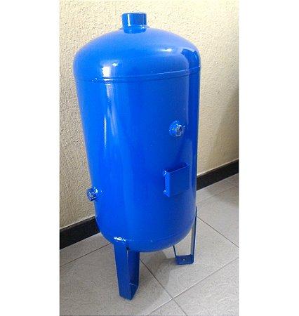 Reservatório Vertical Ar Comprimido 100l Aço Carbono 12,3kg