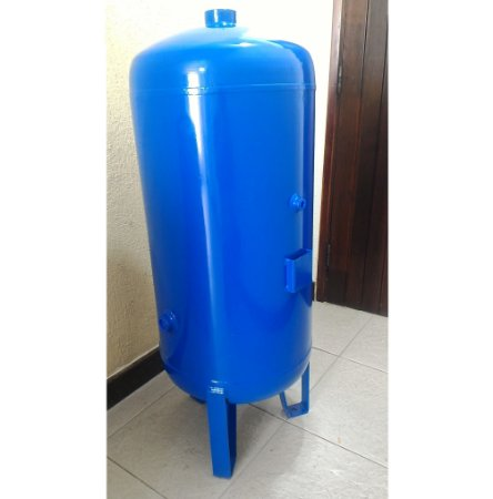 Reservatório Vertical Ar Comprimido 150l Aço Carbono 12,3kg