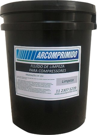 Fluído de Limpeza Similar ao Kluber SummitVarnasolv Balde de 20L