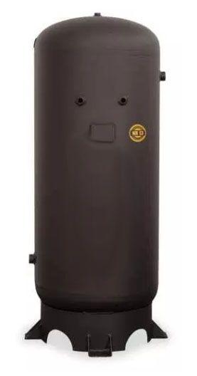 Separador de Condensado Vertical 300 Litros 12,3kg 12bar 175 Libras