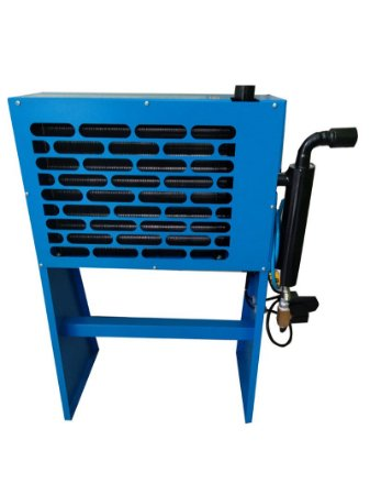"""Resfriador de Ar Comprimido Ar/Ar 80pcm 136m³/h Entrada e Saída de 3/4"""""""