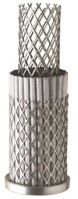 Elemento De Filtro Adsorvente De Carvão Ativado Schulz Modelo EFS 0340 C 007.0277-0