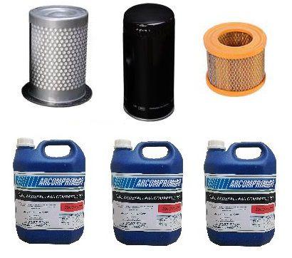 Kit Manutenção Preventiva Completa para Schulz SRP 2020 / SRP 2025 / SRP 2030 / SRP 3020 / SRP 3025 / SRP 3030
