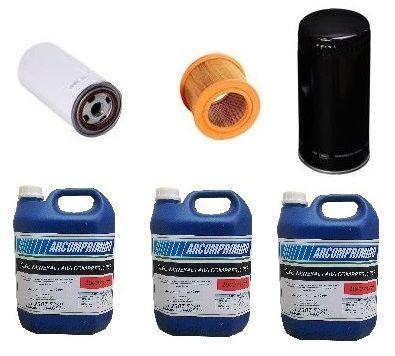Kit Manutenção Preventiva Completa para Schulz SRP 3020 Compact / SRP 3025 Compact