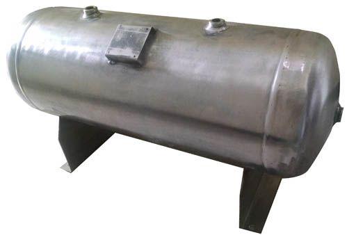 Reservatório de Aço Inox