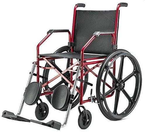 Cadeira de rodas Jaguaribe Modelo 1012