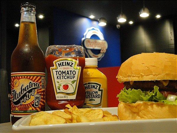 Burger Clássico